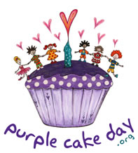 Purple Cake Day