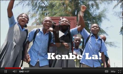 Kenbe La In Haiti