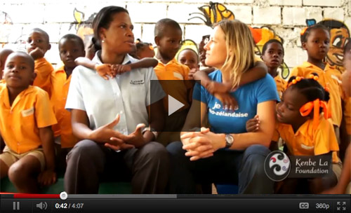 Kenbe La In Haiti 2